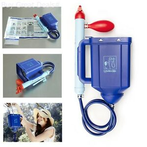 LifeStraw Family 10 Water Purifier Gravity Outdoor Camping Water