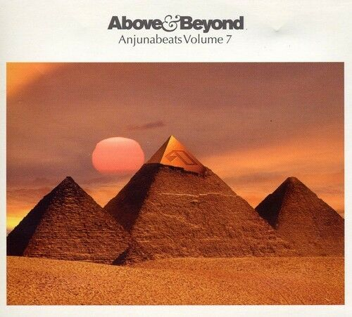 Above & Beyond - Anjunabeats 7 [New CD] NTSC Format, Spain - Import