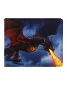 Fire From The Sky Dragon Wallet