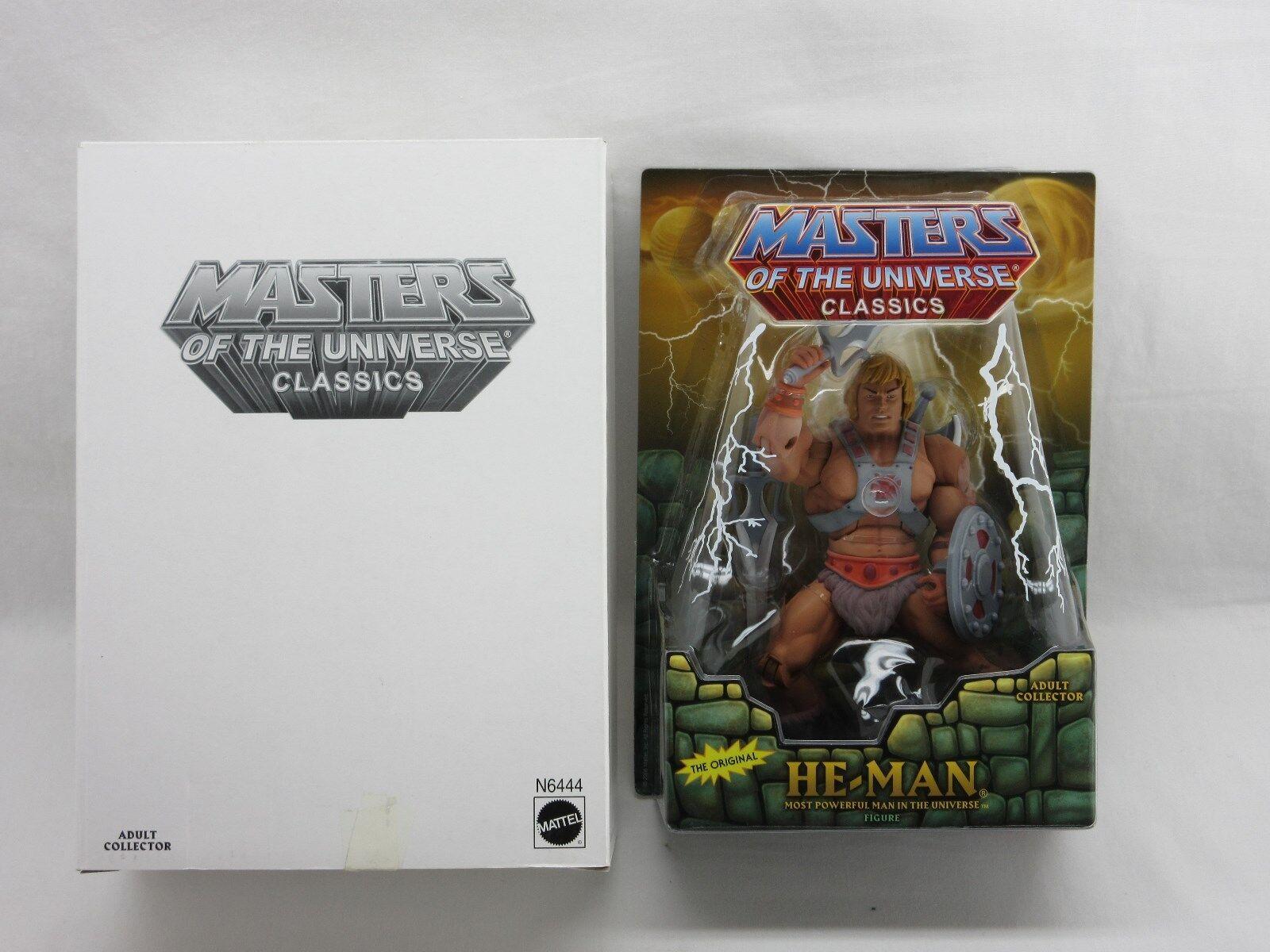 Motuc, Amos del Universo, He-man, amos del universo, clásicos, he-man, Sellado, menta en tarjeta
