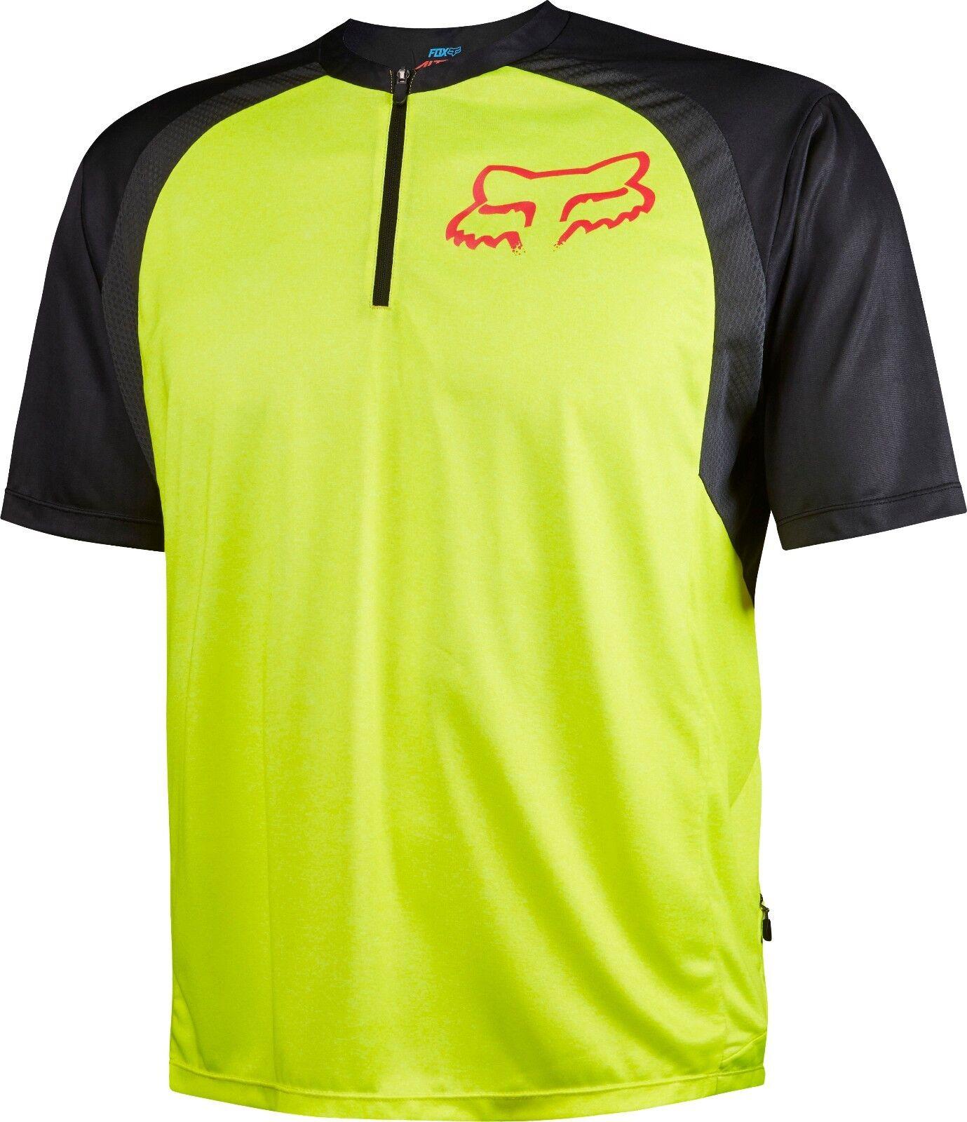 Fox Racing Altitude s s Jersey Flo Yellow   hot sale