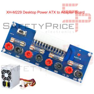 MODULO-XH-M229-ADAPTADOR-FUENTE-ATX-24PIN-GN-Desktop-power-ATX-to-Adapter-board