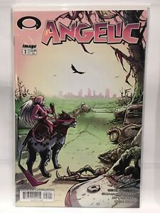 Angelic-2-Homage-Variant-Cover-NM-1st-Print-Image-Comics