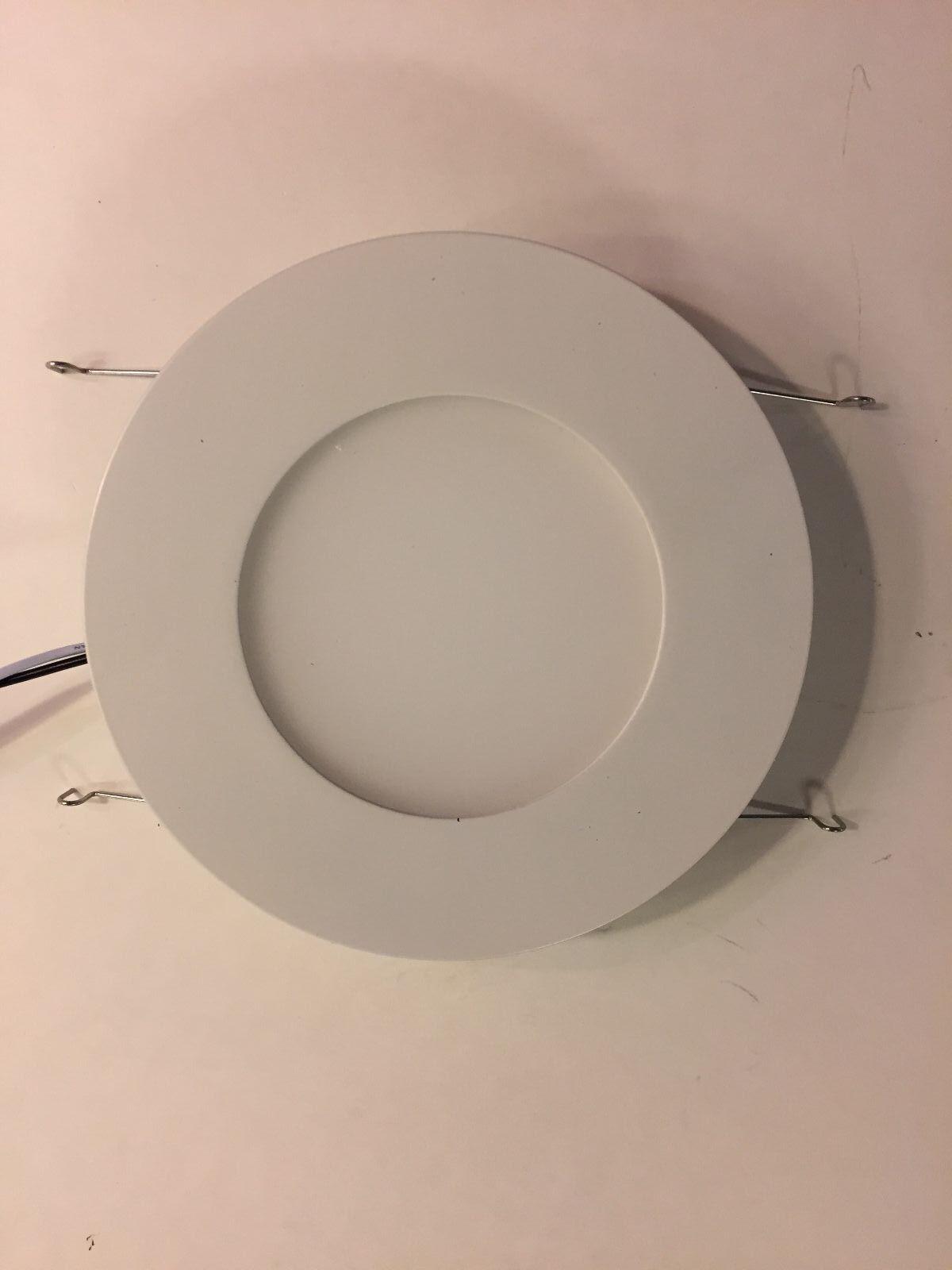 6  LED Retrofit Recessed . LED Lighting Low Profile Recess .120 V.