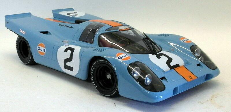 1 12 Minichamps 1970 Porsche 917 K Gulf 24hr Daytona winner Rodriques Redman