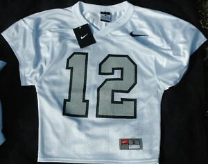 info for a5e59 68e84 Details about Rare Ken Stabler jersey! Oakland Raiders YOUTH small NEW with  Tags NFL throwback