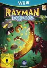 Nintendo Wii U Rayman Legends Deutsch Neuwertig
