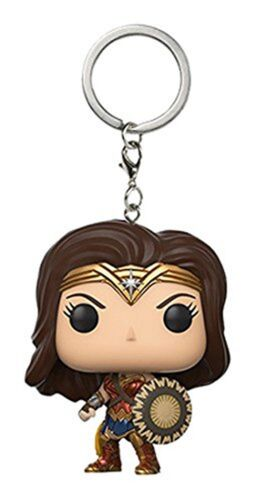 Funko Pop Keychain DC Wonder Woman Movie