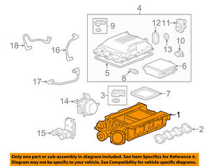gm oem-supercharger 12670278 | ebay on gm starter diagram, 1990 chevy  lumina engine