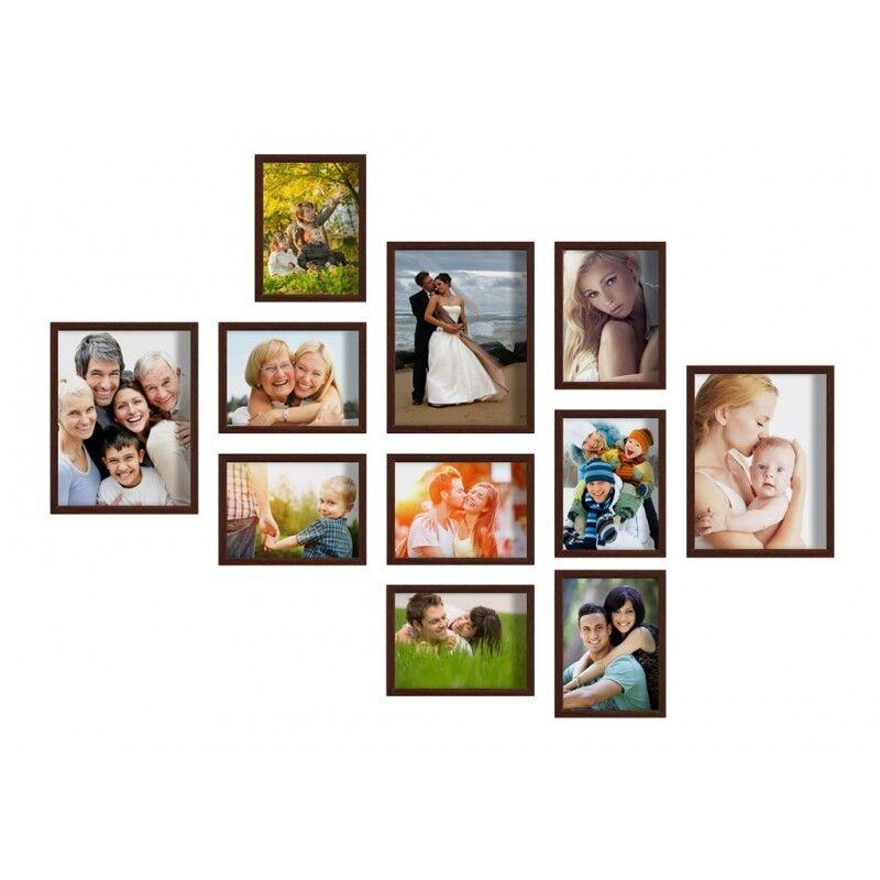 11er Set Fotocollagen 13x18 18x24 Bilderrahmen Foto Bild Galerie ...