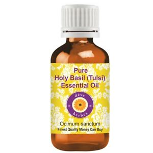 Pure-Holy-Basil-Tulsi-Essential-Oil-Ocimum-sanctum-100-Natural-by-deve-herbes