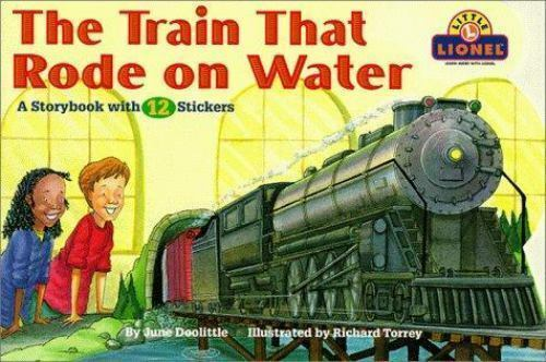 The Train That Rode on Water (Lionel Trains)