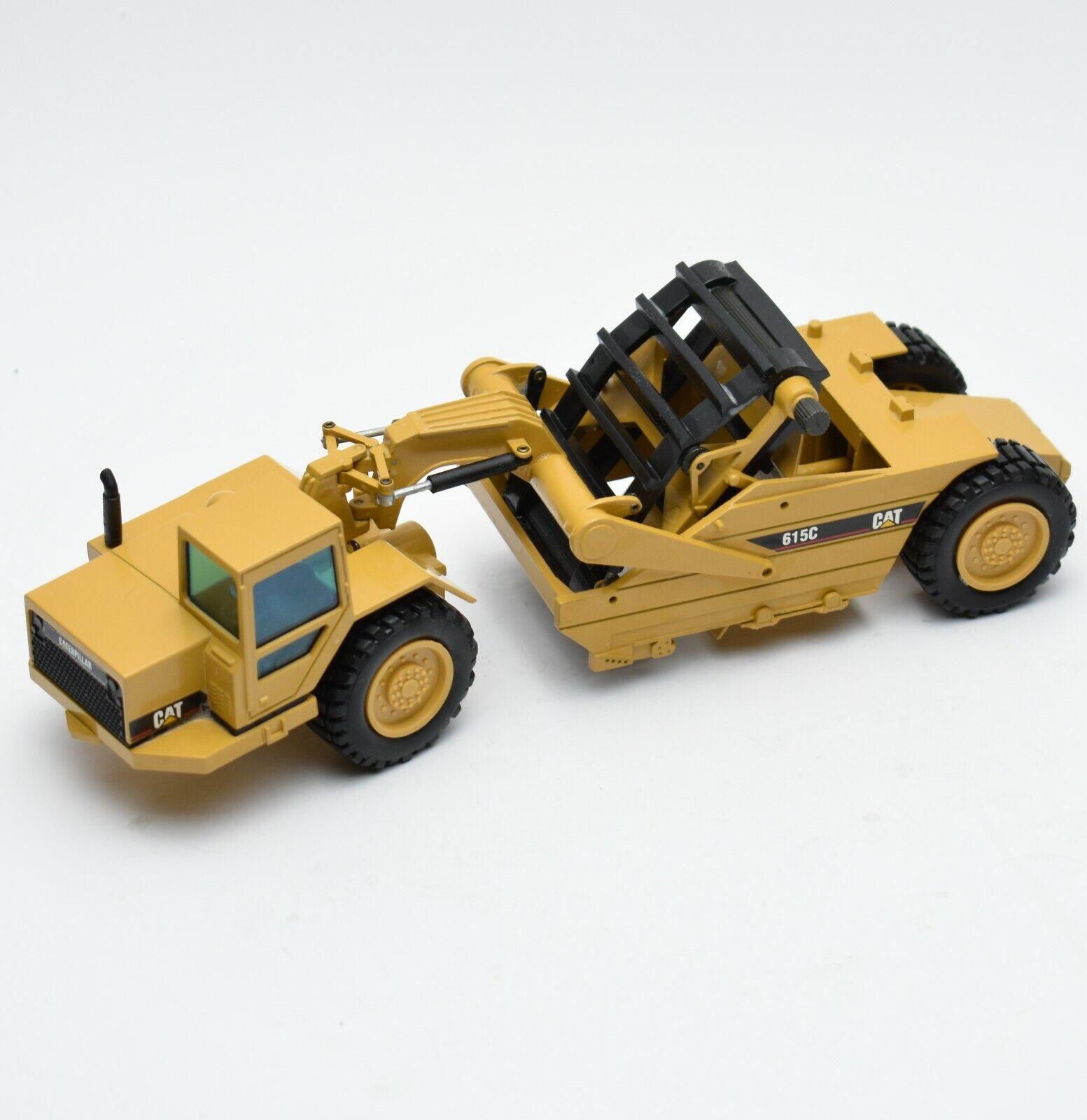 NZG 260 Cat 601 Selbstlade - Schürfzug  Caterpillar, OVP, 1 50, X020