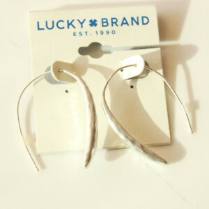 New-Lucky-Brand-Big-Hook-Drop-Earrings-Gift-Vintage-Women-Party-Holiday-Jewelry