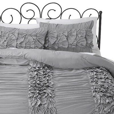 Xhilaration Textured Comforter Set