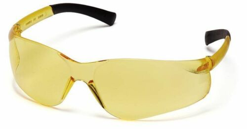 PYRAMEX MINI ZTEK AMBER SMALL SAFETY GLASSES