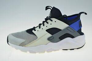 Nike-Air-Huarache-Run-Ultra-819685-101-Homme-Baskets-Taille-UK-8-5
