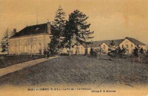 RIGNY-s-ARROUX-la-Foret-le-Chateau