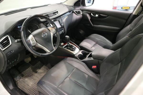 Nissan Qashqai 1,6 dCi 130 Tekna X-tr. billede 3