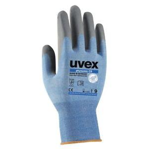 1 Paar schwarze Security Anti Cut Schnittschutz Handschuhe Schutzausrüstung Neu