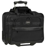 Lightpak Business Trolley Pilotenkoffer Aktenkoffer mit Rollen Laptoptrolley