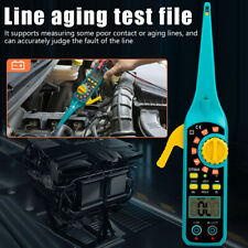 Dt86a Automobile Battery Voltage Tester Multifunction Car Circuit Detecting