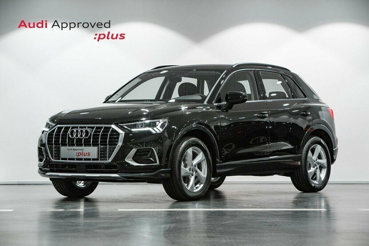Audi Q3 35 TFSi Advanced S-tr. 5d - 450.000 kr.
