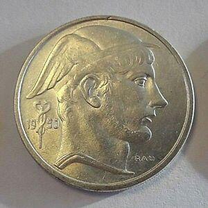 50-Francs-50-Frank-Mercure-Baudouin-Charles-1948-lt-gt-1954-FR-NL-Belgique-Belgie