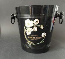Perrier Jouët Champagner Kühler Metall Eisbox Ice Bucket NEU OVP Deko Küche