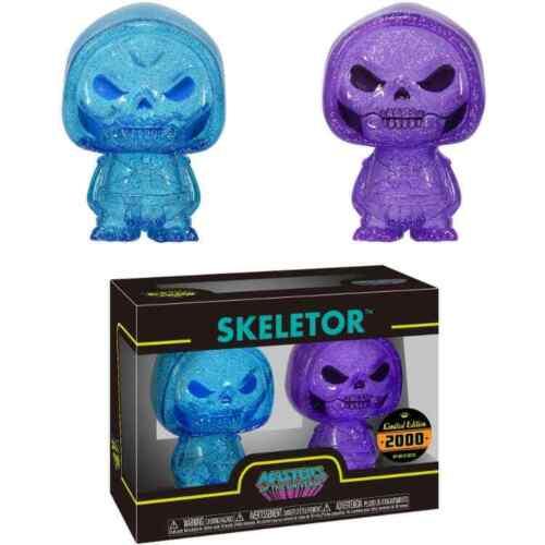 bleu et violet Funko HIKARI-Masters of the Universe Figure-Squelette