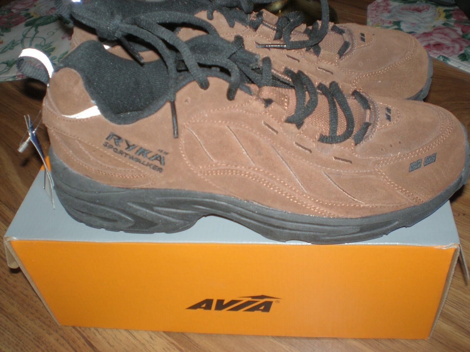 NWT RYKA Women's Sport Walker Athletic Cross Training Running shoes Brown 9W