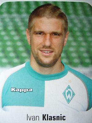 Panini 137 BL Fussball 2006//07 Ivan Klasnic Werder Bremen