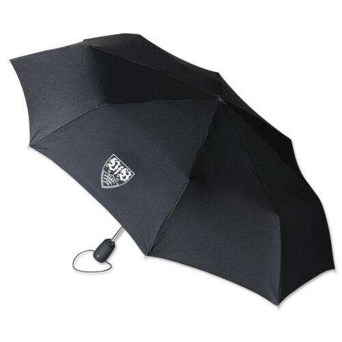 plus Lesezeichen Wi Regenschirm Schirm umbrella VfB Stuttgart Taschenschirm