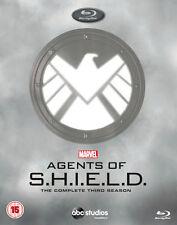 Marvel's Agent of S.H.I.E.L.D. - Season 3 [Blu-ray] [5 Discs] SHIELD ✔NEW✔