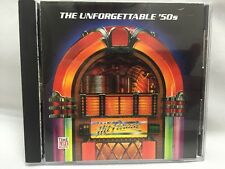 Hit Parade The Unforgettable 50's (CD, 1991) Time-Life Music