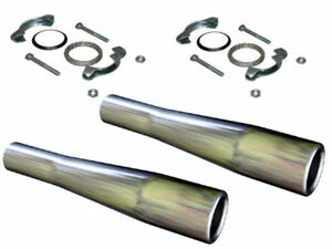 Details about VW Beetle Karmann Ghia Super Beetle Exhaust Performance Tail  Pipe Kit 113251163T
