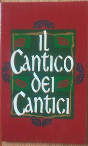 Il-cantico-dei-cantici-Edizione-Cde-S-p-a-1994-R