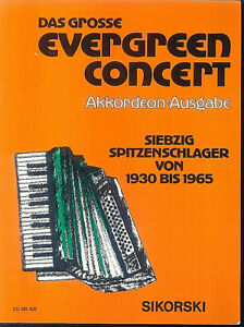 Das grosse EVERGREEN CONCERT