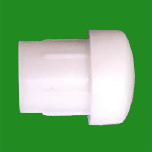 Cupboard Cabinet Stop Buffer Cover Cap 10x 6mm Small White Door