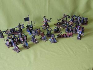 WARHAMMER-Esercito-Orchi-e-Goblin-molte-unita-da-scegliere