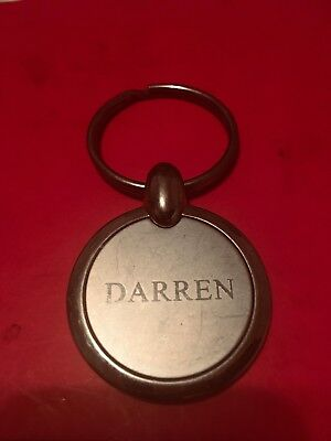 named keyring  DARREN
