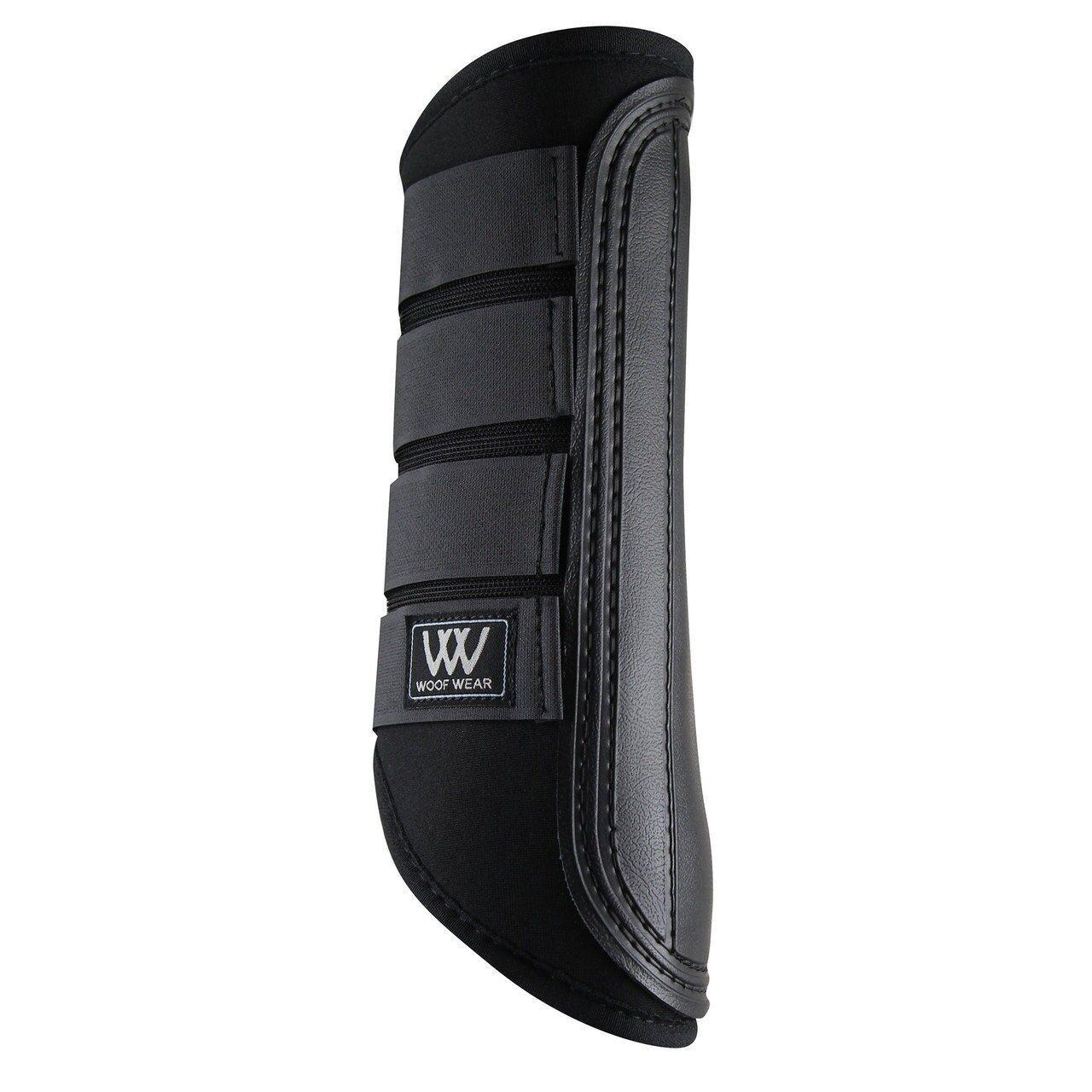 Woof Wear écluse unique Brossage Stiefel avec en forme de grève Pad vendus par paires