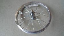 "Schwinn Stingray Krate Bike 16"" Rim Front Wheel"