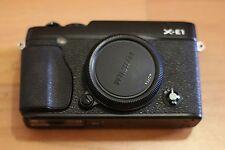 Fujifilm X-E1 16.3 MP Mirrorless DSLR  Camera