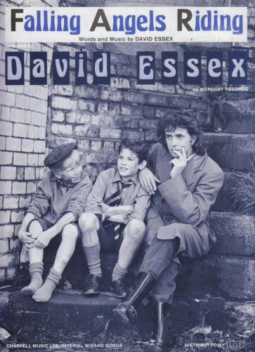 David Essex Falling Angels Riding 1984 Sheet Music