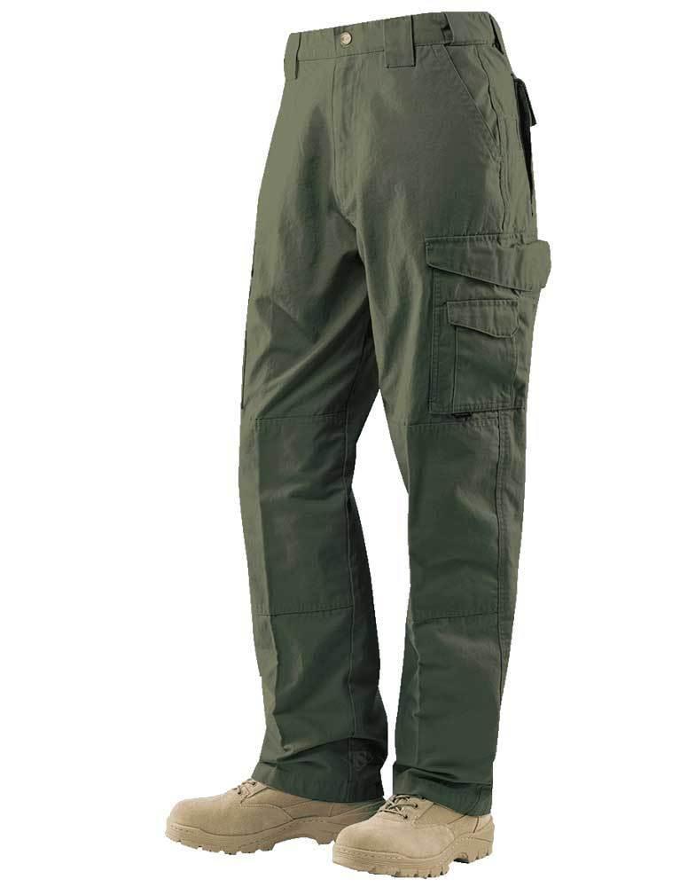 Tru-Spec 24-7 Tactical Poly Cotton Rip-Stop Pants Ranger Green TRU GRN