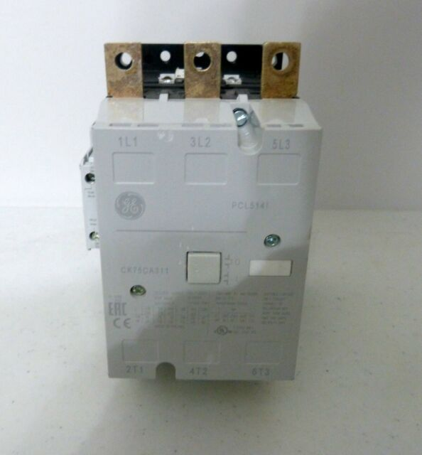 ge contactor wiring 460v 3 phase general electric ge contactor ck75ca311j 3 pole 100 hp 460v for  contactor ck75ca311j 3 pole 100 hp 460v