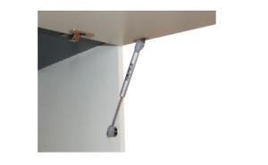 2-GAS-STRUT-KITCHEN-CABINET-CUPBOARD-DOOR-HINGES-BLANKET-TOY-BOX-LID-GAS-STAY