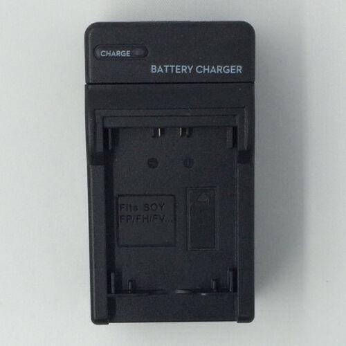 NP-FP90 Cargador De Batería Para SONY Handycam DCR-SR100 SR200 DCR-SR82 DCR-DVD105