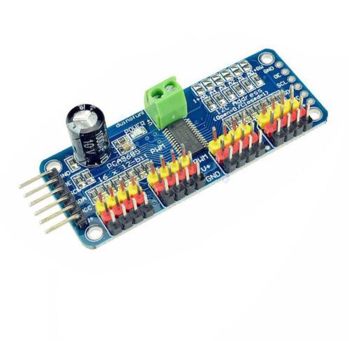 PCA9685 16 Channel 12bit PWM Servo motor Driver I2C Module Robot ASS